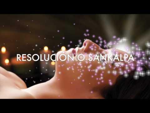 Relajación guiada. Yoga Nidra en español.