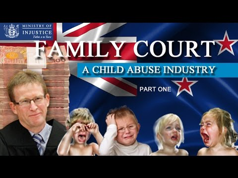 FAMILY COURT. A CHILD ABUSE INDUSTRY