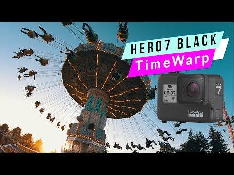 GoPro Hero7 Black: TimeWarp Feature - GoPro Tip #614 | MicBergsma