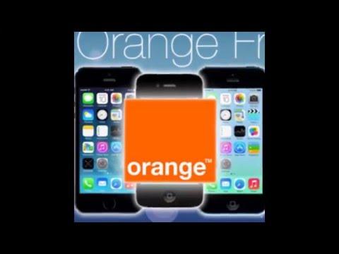 desimlocker iphone 5c gratuit orange
