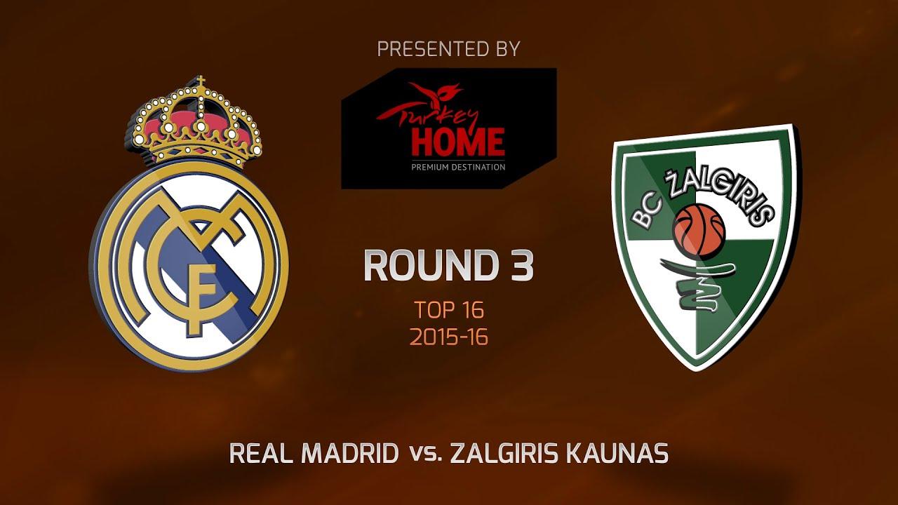 Image Result For Real Madrid Zalgiris Live Tv