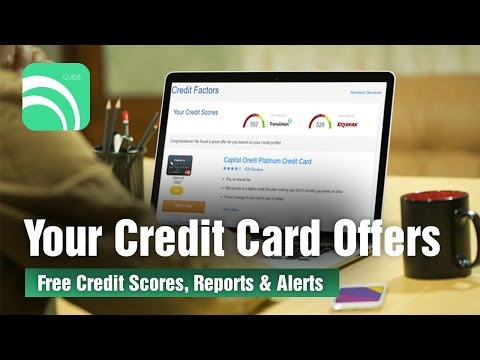(Web) Credit Karma - Your Credit Card Offers