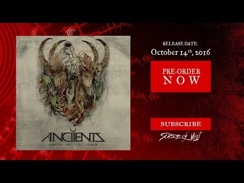 Anciients - Following the Voice (Official Premiere)