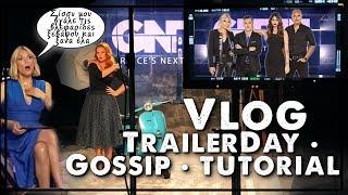 Vlog | TrailerDay • Gossip • Tutorial | SissyChristidou