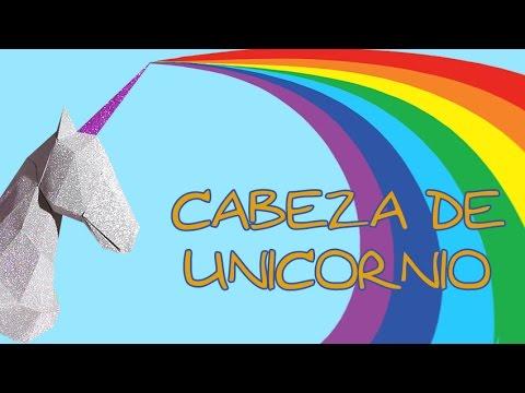 Diy como hacer una cabeza de unicornio 3d para decorar for Crear habitacion 3d online