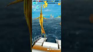 Изгоняем Царя рыб, но изгнали нас.  Улетный клев рыбалка в 3D #5