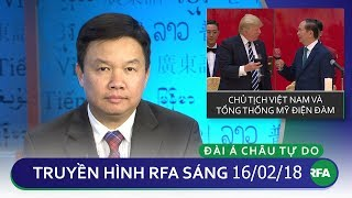 Tin tức thời sự | Chủ tịch Việt Nam và Tổng thống Mỹ điện đàm