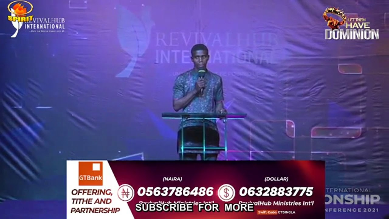 Download INTERNATIONAL SONSHIP CONFERENCE WITH APOSTLE AROME OSAYI   DAY 3