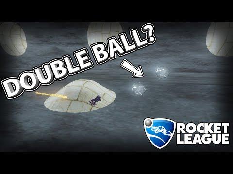 NEW MAP & This INSANE NEW Rocket League Ball has STRANGE Properties! thumbnail