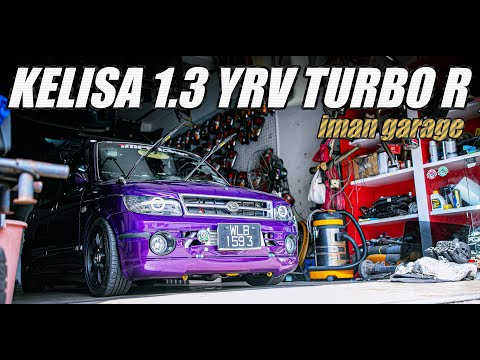 REVIEW 1.3 KELISA L7 INJECT YMR | YRV R TURBO | IMAN GARAGE