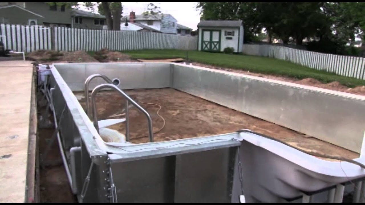 How to rebuild or refurbish your in ground swimming pool kit pool how to rebuild or refurbish your in ground swimming pool kit pool warehouse youtube solutioingenieria Images