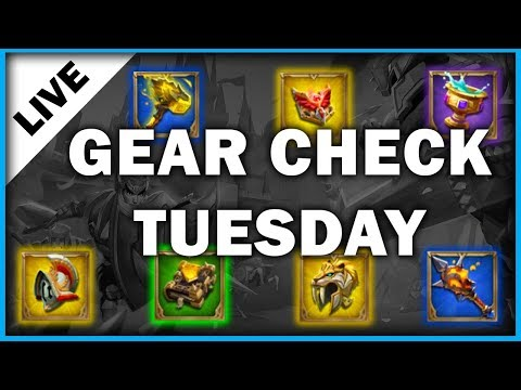 GEARCHECK TUESDAY LORDS MOBILE - MISTER BP GAMING
