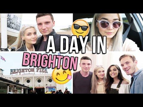 A DAY IN BRIGHTON