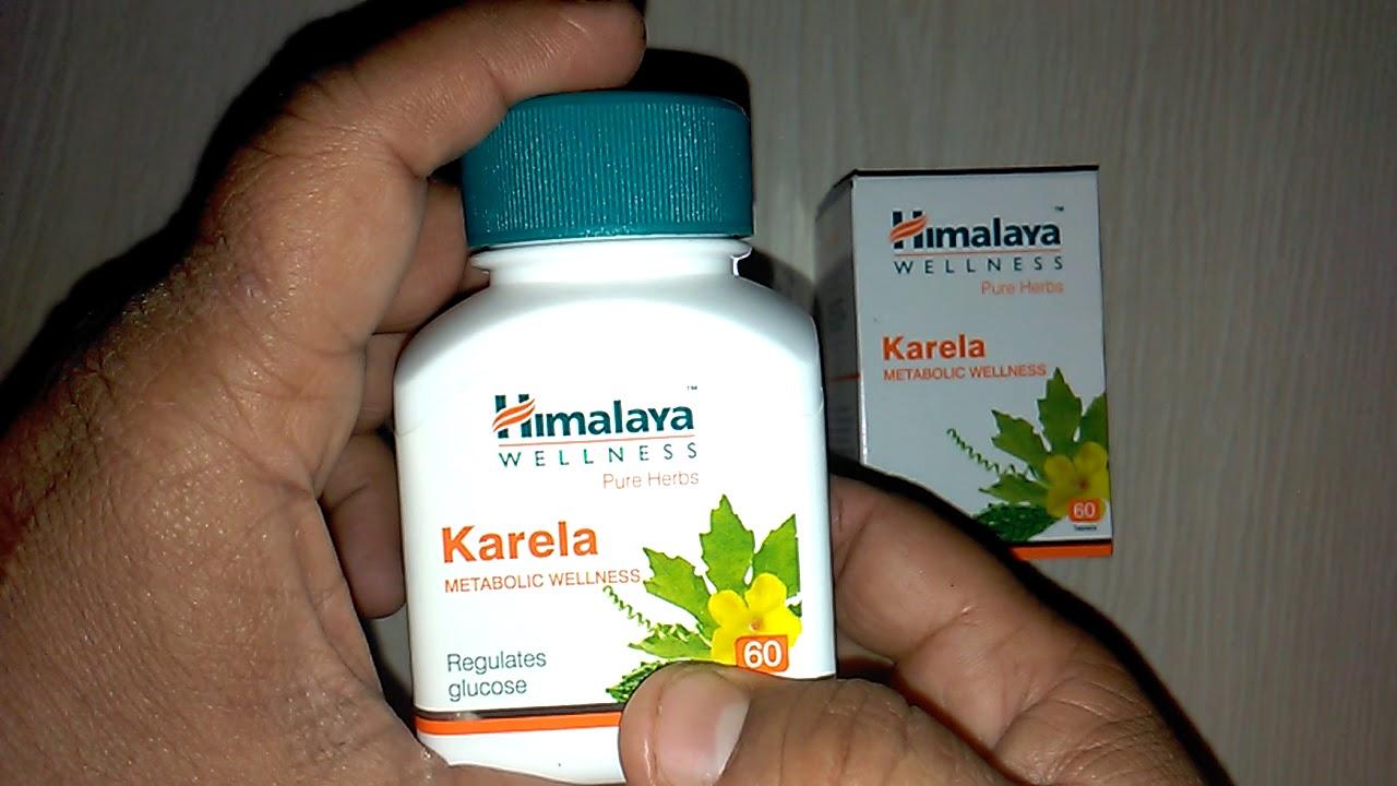 Himalaya Karela Tablet Regulates Glucose Uses Benefits ह म लय कर ल ट बल ट क फ यद
