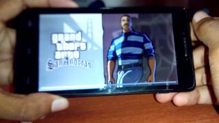 Micromax Canvas Fun A76 Game Review games like gta vice city and gta san andreas