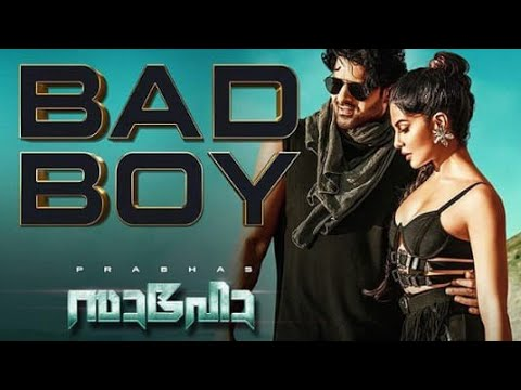 Download Lagu  Saaho: Bad Boy Song~ Prabhas, Shraddha Kapoor~ Guru Randhawa,Tulsi Kumar Mp3 Free