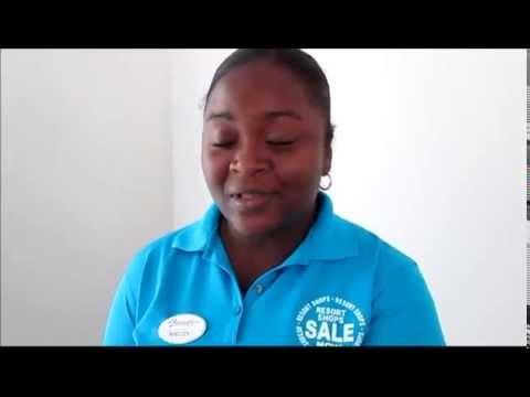 Bernice Robinson BTC Shops