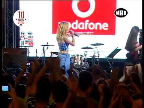 Eλένη Φουρέϊρα live - 10 years vma 10 hours live concert