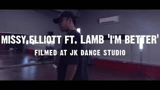 MISSY ELLIOTT - 'I'm Better ft Lamb' / Tommy T Choreography Dance