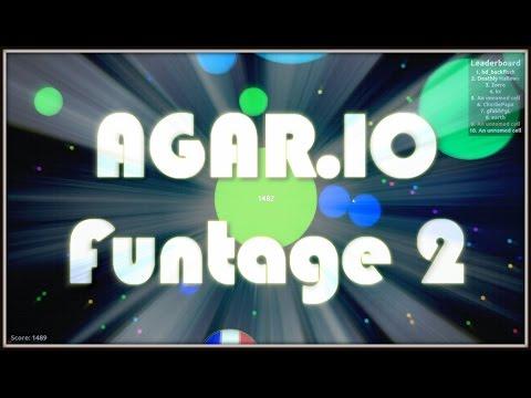 AGAR.IO Funtage #2 (Owntage) - Highscore 26k! (26,138)