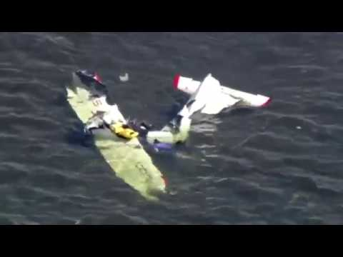 Roy Halladay plane crash * Viewer Discretion Advised * Icon A5 Plane
