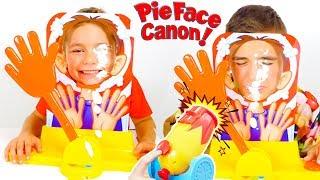 PIE FACE CANON CHALLENGE - Nouveau Challenge Chantilly Swan VS Néo !