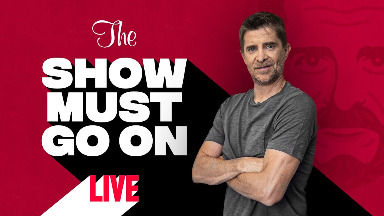 """Download 🔴LIVE: """"The Show Must Go On"""" με τον Παντελή Διαμαντόπουλο (24/09/2021)"""
