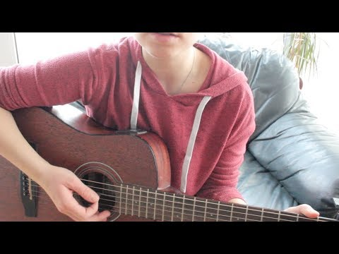 Tom Walker - Leave A Light On (Acoustic Cover By Amy Kalea)