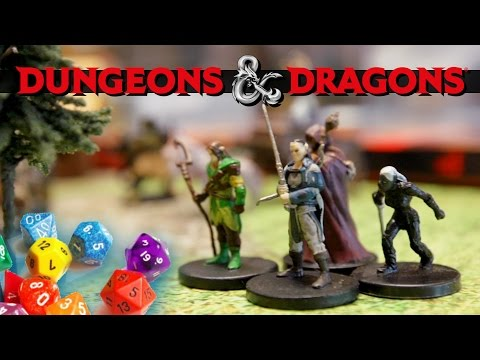 How to Start Playing D&D