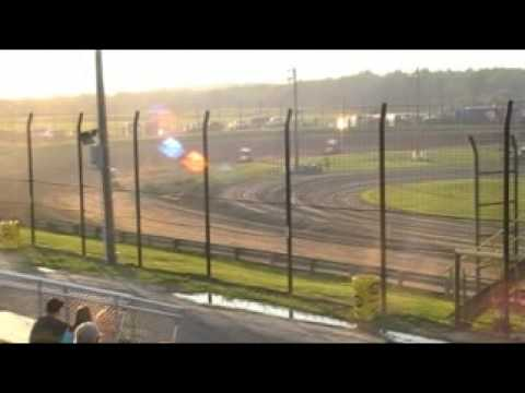 WHIP CITY SPEEDWAY : 270cc Feature Race 8/1/09