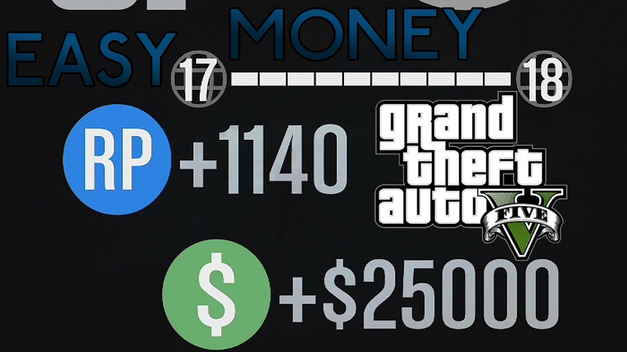 gta 5 online an old patched method on how to make easy money 10k and 25k mission youtube