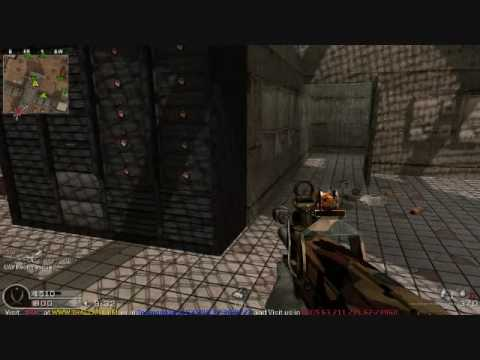 This Is A Little Video I Made Of A COD4 Custom Map Server Called =TRA=