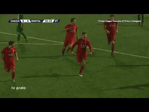 Viaccia Montalcino 1-3 ( Finale Coppa Toscana)