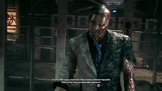 Batman: Arkham Knight Walkthrough - Part 26 - Two-Face Bandit (Two-Face)