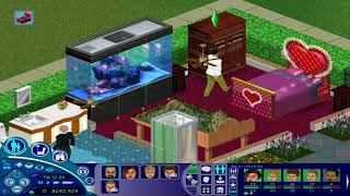 Sims 1- SariaFan93's Gameplay (Ep. 66|No Commentary)
