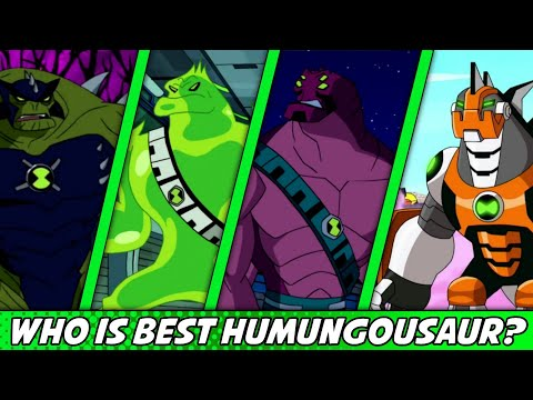 Which Humungousaur Is Most Powerful? || All Forms Of HumungousaurKaynak: YouTube · Süre: 5 dakika3 saniye