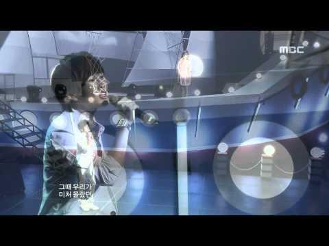 음악중심 - Jessica & Onew - One Year Later, 제시카 & 온유 - 1년 후, Music Core 20090801