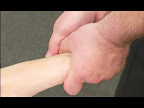 How ankle massage protocols are adjusted for self-massage