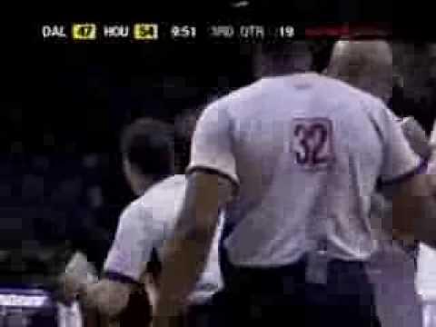 Rockets vs Mavs 2005 Playoffs Game 6 050505 (R2K)