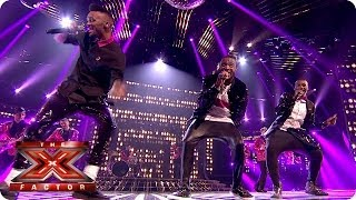 Rough Copy Sing September By Earth Wind Fire Live Week 4 The X Factor 2013
