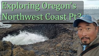 Exploring Northwest Oregon pt 3 - Thor's Well and Seal Rock