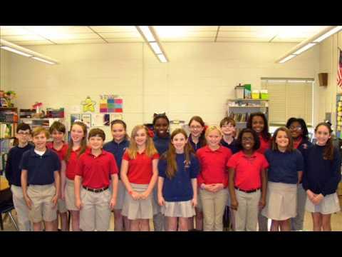Eden Gardens Elementary Spring 2014 - Mrs. Scott - YouTube