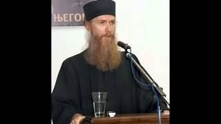 """Mонах Арсенијe (Јовановић): """"Секта и њен шири смисао"""""""
