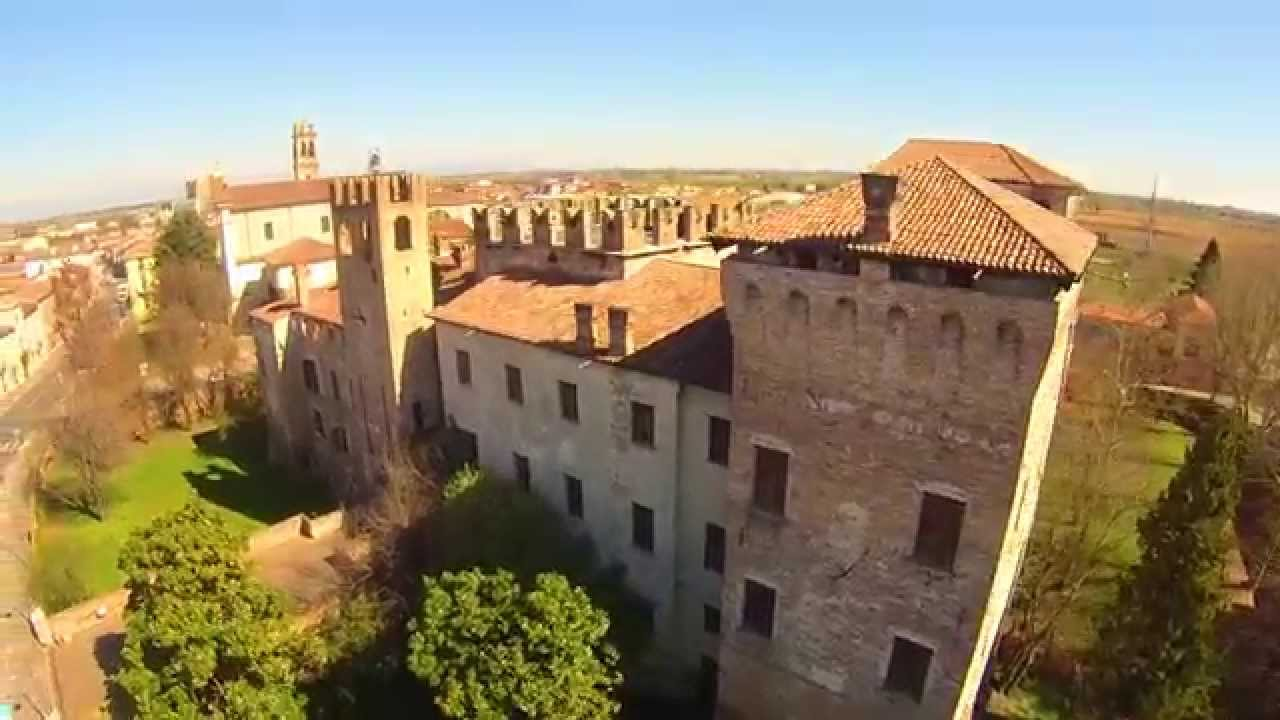 Castello di Verona with Yuneec Q500 YouTube