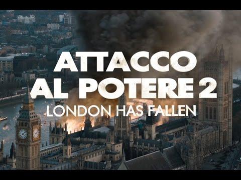 ATTACCO AL POTERE 2 | Teaser trailer italiano ufficiale