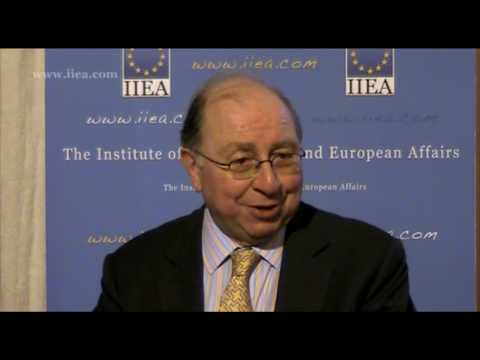 André Villeneuve on The International Financial Reform Agenda