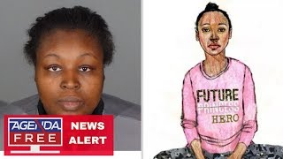 Mother Charged w/Murder of Girl Found in Bag - LIVE COVERAGE