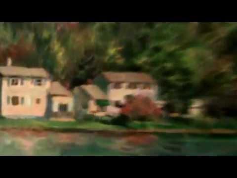 Ping has donated oil painting to Tuxedo Park School NY