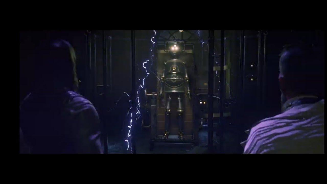 Red Dead Redemption 2 : Professor Dragic Crazy Frankenstein High Voltage Experiment