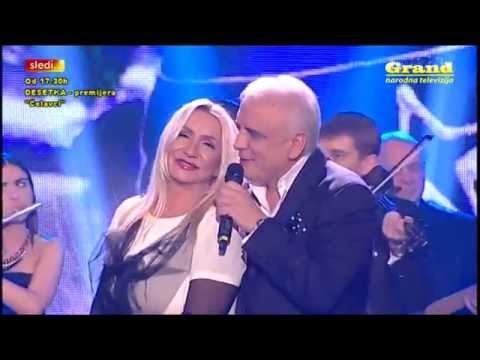Vesna Zmijanac i Slavko Banjac - Ja imam nekog, a ti si sam - (Grand TV 2015)
